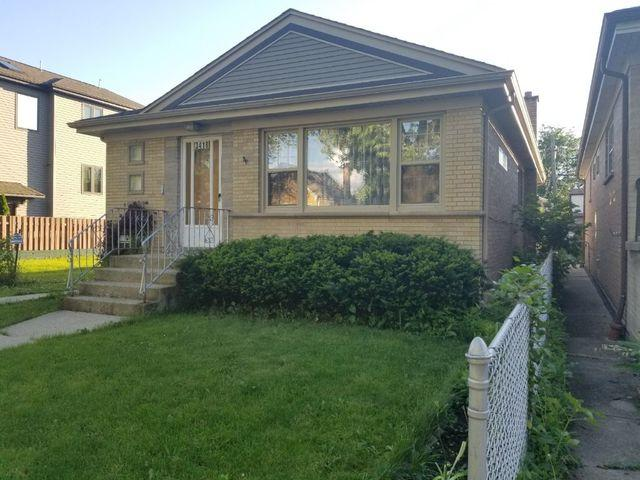 3418 N Ozanam Avenue, Chicago, IL 60634 (MLS #10452002) :: Berkshire Hathaway HomeServices Snyder Real Estate