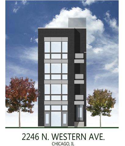 2246 N Western Avenue, Chicago, IL 60647 (MLS #10452009) :: Touchstone Group