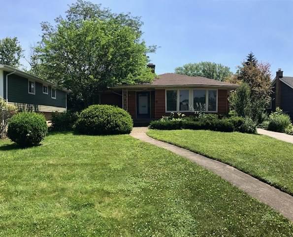 11 Tuttle Avenue, Clarendon Hills, IL 60514 (MLS #10452143) :: Ryan Dallas Real Estate