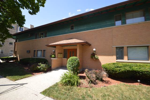 7525 Adams Street 1W, Forest Park, IL 60130 (MLS #10452151) :: The Perotti Group | Compass Real Estate