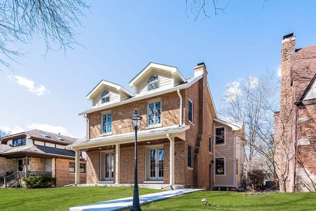 5846 N Kilbourn Avenue, Chicago, IL 60646 (MLS #10452219) :: Berkshire Hathaway HomeServices Snyder Real Estate