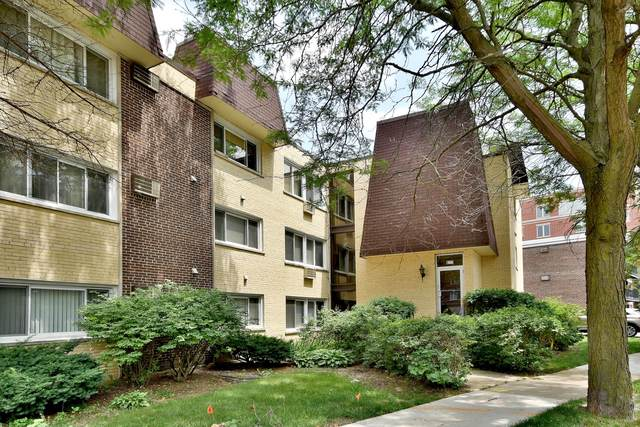 677 S River Road 1D, Des Plaines, IL 60016 (MLS #10452247) :: The Perotti Group | Compass Real Estate