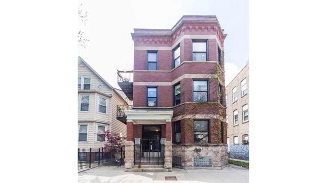 1949 W Roscoe Street 1C, Chicago, IL 60657 (MLS #10452252) :: The Mattz Mega Group