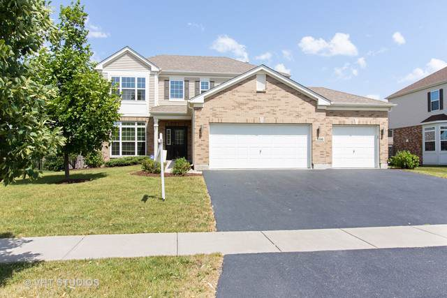 516 Regal Lane, Bolingbrook, IL 60490 (MLS #10452254) :: The Wexler Group at Keller Williams Preferred Realty