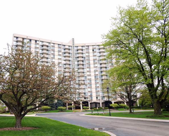 40 N Tower Road 3G, Oak Brook, IL 60523 (MLS #10452273) :: Berkshire Hathaway HomeServices Snyder Real Estate