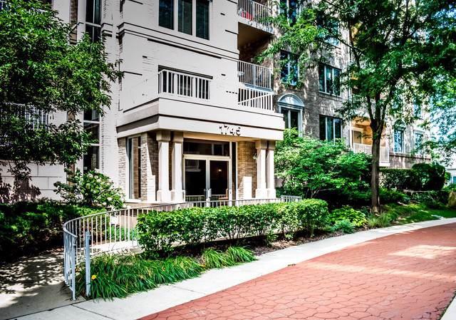 1745 Pavilion Way #304, Park Ridge, IL 60068 (MLS #10452281) :: Ryan Dallas Real Estate
