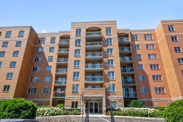 6807 N Milwaukee Avenue #211, Niles, IL 60714 (MLS #10452283) :: Helen Oliveri Real Estate