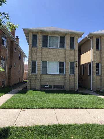 7739 W Addison Street, Chicago, IL 60634 (MLS #10452318) :: The Perotti Group   Compass Real Estate