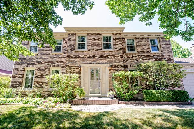 3820 Bordeaux Drive, Hoffman Estates, IL 60192 (MLS #10452335) :: Berkshire Hathaway HomeServices Snyder Real Estate