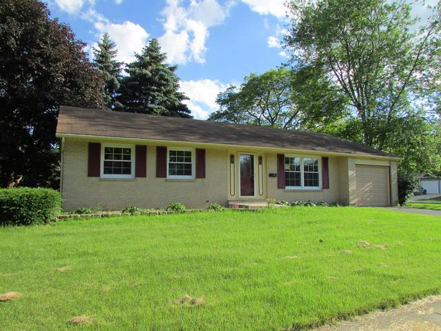 907 W Braeside Drive, Arlington Heights, IL 60004 (MLS #10452347) :: The Perotti Group | Compass Real Estate