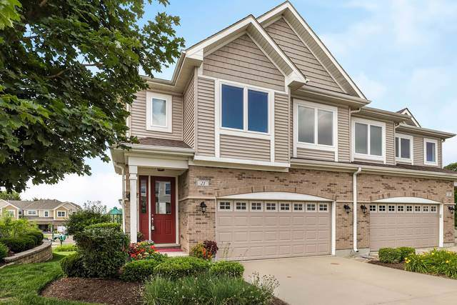 21 E Moseley Road, Palatine, IL 60074 (MLS #10452353) :: Berkshire Hathaway HomeServices Snyder Real Estate
