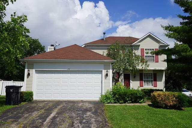 20 Buchanan Lane, Streamwood, IL 60107 (MLS #10452379) :: Century 21 Affiliated