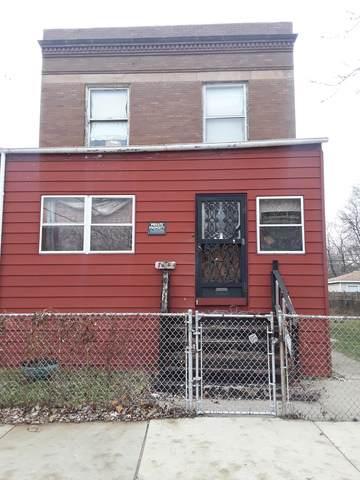 7444 S Blackstone Avenue, Chicago, IL 60619 (MLS #10452400) :: The Perotti Group | Compass Real Estate