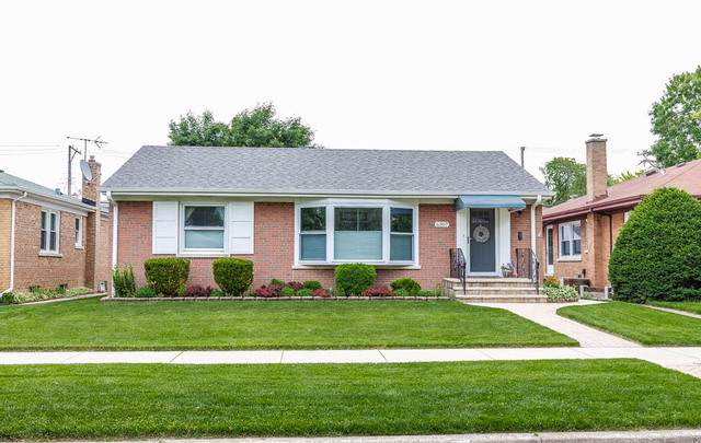 6307 N Keystone Avenue, Chicago, IL 60646 (MLS #10452418) :: Berkshire Hathaway HomeServices Snyder Real Estate