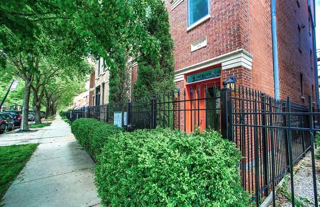 1302 W Fillmore Street #1, Chicago, IL 60607 (MLS #10452433) :: Lewke Partners
