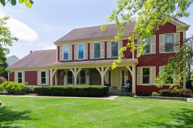 23907 W Lancaster Court, Deer Park, IL 60010 (MLS #10452440) :: The Perotti Group | Compass Real Estate