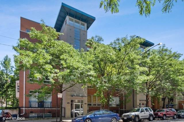 27 N Racine Avenue #421, Chicago, IL 60607 (MLS #10452457) :: Lewke Partners