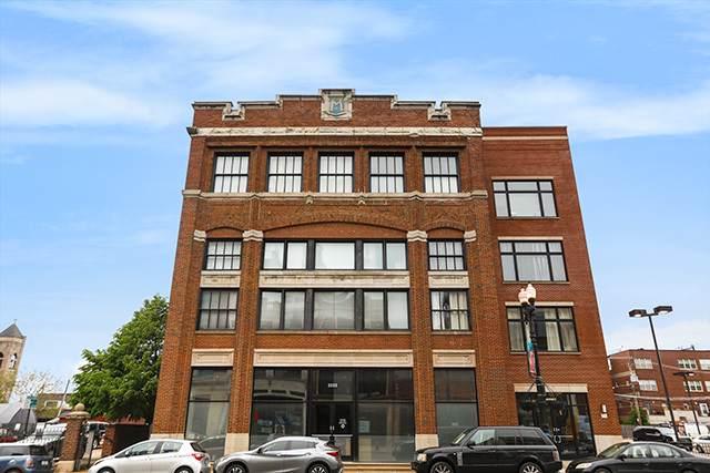 2332 S Michigan Avenue #405, Chicago, IL 60616 (MLS #10452476) :: Baz Realty Network | Keller Williams Elite