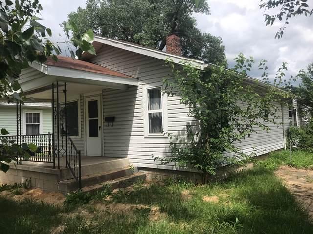 207 S Virginia Avenue, Danville, IL 61832 (MLS #10452523) :: Property Consultants Realty