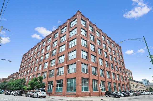 312 N May Street 2IJ, Chicago, IL 60607 (MLS #10452555) :: Lewke Partners
