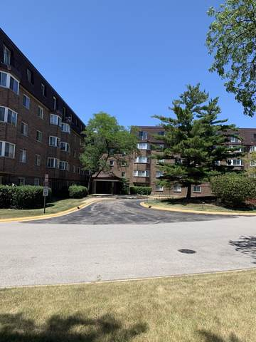 220 S Roselle Road #120, Schaumburg, IL 60193 (MLS #10452576) :: Berkshire Hathaway HomeServices Snyder Real Estate