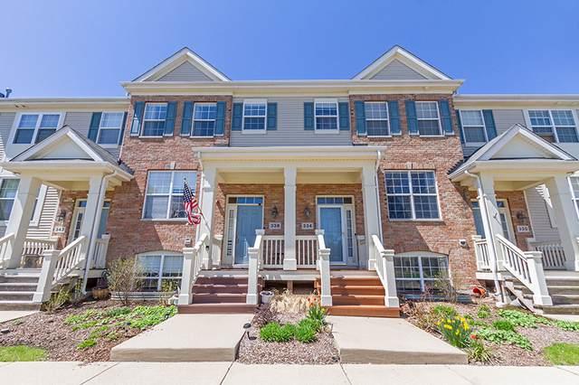 334 Broadmoor Lane, Bartlett, IL 60103 (MLS #10452579) :: Baz Realty Network | Keller Williams Elite
