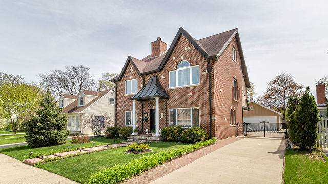 7143 Foster Street, Morton Grove, IL 60053 (MLS #10452594) :: Berkshire Hathaway HomeServices Snyder Real Estate