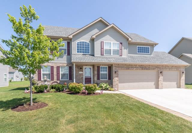 27454 W Deer Hollow Lane, Channahon, IL 60410 (MLS #10452623) :: Property Consultants Realty