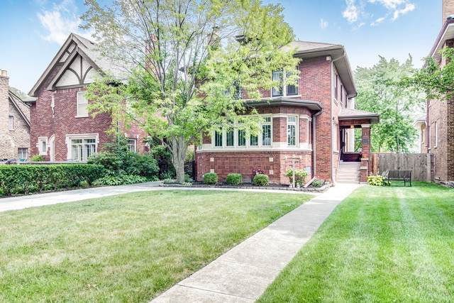 10117 S Hoyne Avenue, Chicago, IL 60643 (MLS #10452657) :: Berkshire Hathaway HomeServices Snyder Real Estate