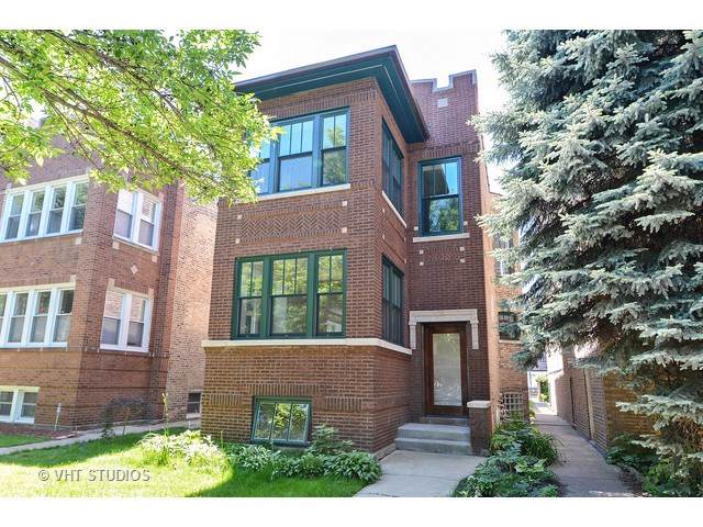 2635 W Leland Avenue, Chicago, IL 60625 (MLS #10452666) :: John Lyons Real Estate