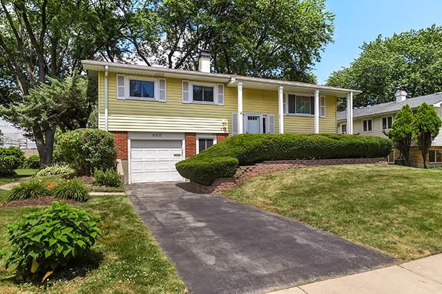 660 Northview Lane, Hoffman Estates, IL 60169 (MLS #10452675) :: Berkshire Hathaway HomeServices Snyder Real Estate