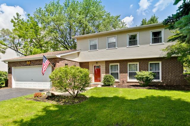 148 E Cunningham Drive, Palatine, IL 60067 (MLS #10452712) :: Berkshire Hathaway HomeServices Snyder Real Estate