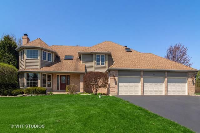 181 N Meadowlark Drive, Hawthorn Woods, IL 60047 (MLS #10452715) :: Angela Walker Homes Real Estate Group