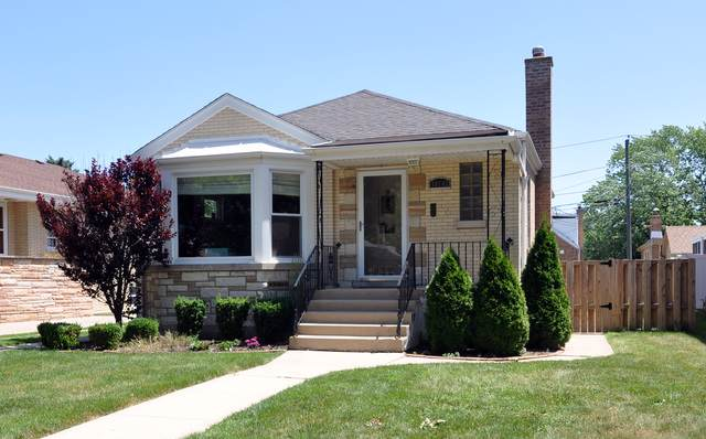10143 S Turner Avenue, Evergreen Park, IL 60805 (MLS #10452723) :: The Perotti Group | Compass Real Estate