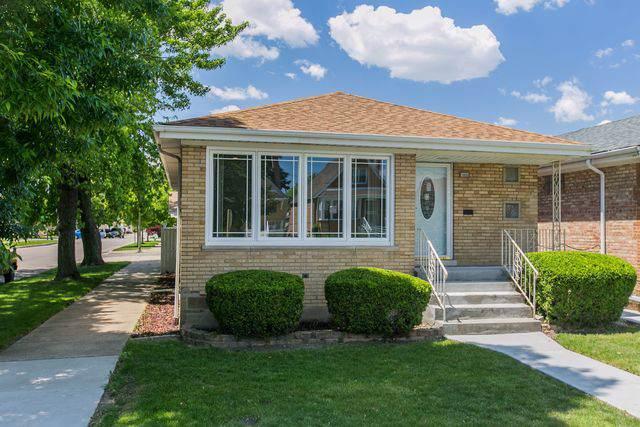 5058 S Laporte Avenue, Chicago, IL 60638 (MLS #10452815) :: The Perotti Group | Compass Real Estate