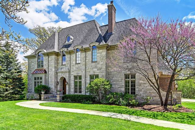 424 Glendale Avenue, Hinsdale, IL 60521 (MLS #10452817) :: Berkshire Hathaway HomeServices Snyder Real Estate