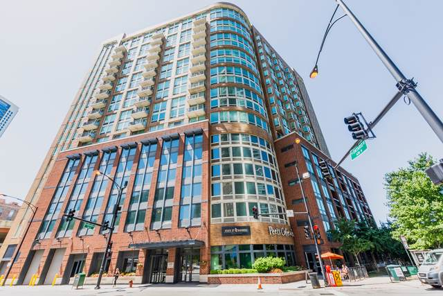 600 N Kingsbury Street #807, Chicago, IL 60610 (MLS #10452830) :: Berkshire Hathaway HomeServices Snyder Real Estate