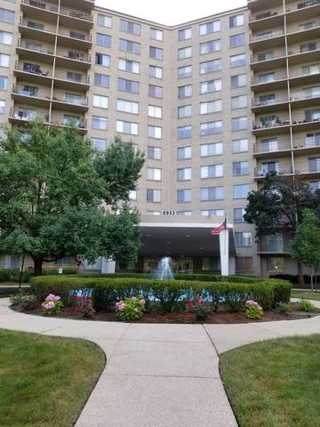 6933 N Kedzie Avenue #306, Chicago, IL 60645 (MLS #10452839) :: The Perotti Group | Compass Real Estate