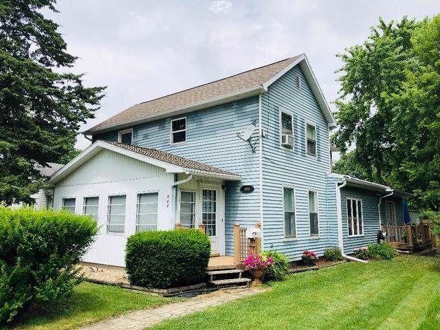 408 W South Street, Dwight, IL 60420 (MLS #10452847) :: Property Consultants Realty