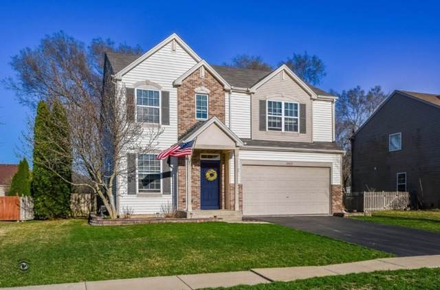 1002 Mountain View Drive, Joliet, IL 60432 (MLS #10452941) :: The Wexler Group at Keller Williams Preferred Realty