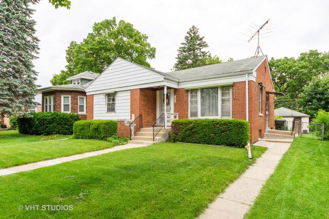 1660 Henry Avenue, Des Plaines, IL 60016 (MLS #10452950) :: The Perotti Group | Compass Real Estate