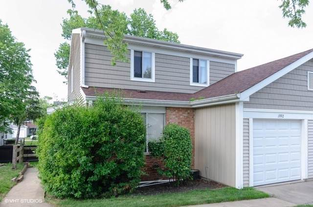 1992 Raleigh Place, Hoffman Estates, IL 60169 (MLS #10452988) :: Berkshire Hathaway HomeServices Snyder Real Estate