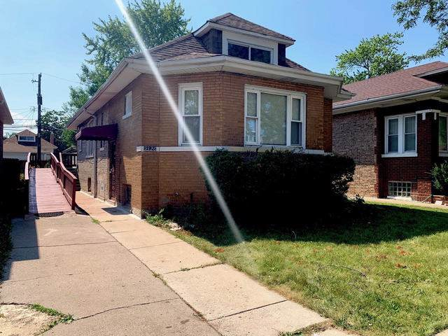 9326 S Throop Street, Chicago, IL 60620 (MLS #10453033) :: The Perotti Group   Compass Real Estate