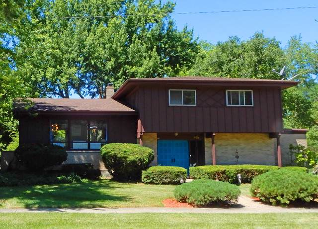 601 W Manawa Trail, Mount Prospect, IL 60056 (MLS #10453040) :: The Perotti Group | Compass Real Estate