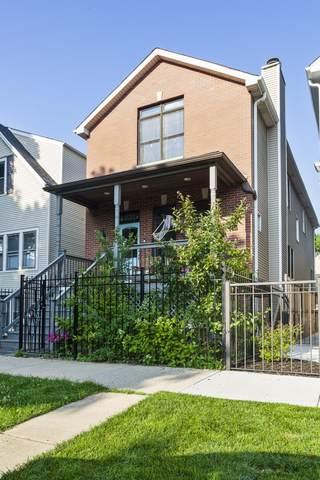 3531 N Hoyne Avenue, Chicago, IL 60618 (MLS #10453058) :: The Mattz Mega Group
