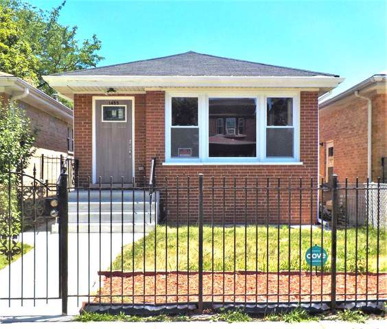 1455 N Harding Avenue, Chicago, IL 60651 (MLS #10453088) :: Baz Realty Network | Keller Williams Elite