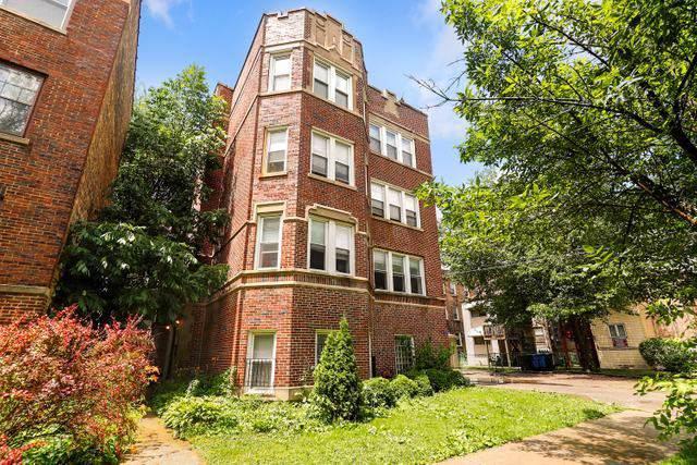 6444 N Hamilton Avenue 4E, Chicago, IL 60645 (MLS #10453091) :: Baz Realty Network | Keller Williams Elite