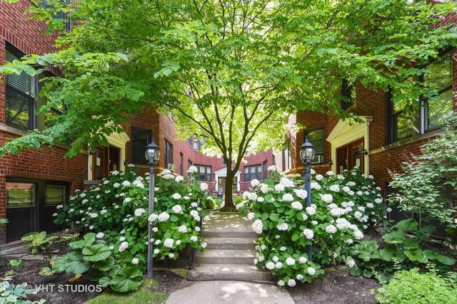 524 Sheridan Road 2B, Evanston, IL 60202 (MLS #10453121) :: Baz Realty Network | Keller Williams Elite
