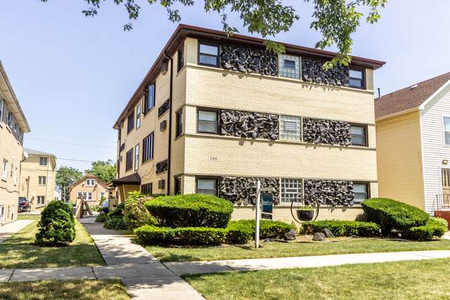 2419 N 77th Avenue 2E, Elmwood Park, IL 60707 (MLS #10453134) :: The Perotti Group | Compass Real Estate