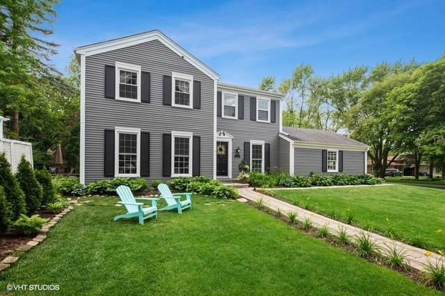 366 Indian Drive, Glen Ellyn, IL 60137 (MLS #10453150) :: The Perotti Group | Compass Real Estate